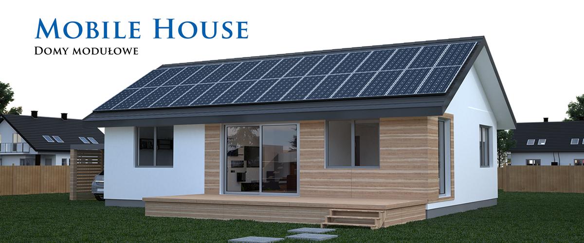 Dom o konstrukcji stalowej
