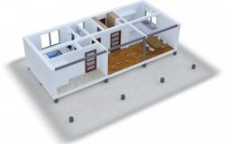 Domy modułowe Żywiec